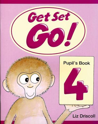 Get Set - Go!: Pupil's Book Level 4