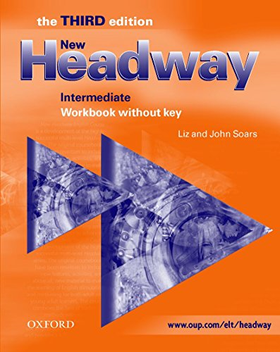 New Headway Intermediate Workbook W/O K