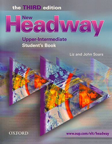 New Headway. Upper-Intermediate. Student's Book (Headway ELT)