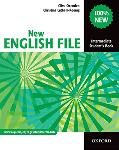 New English File. Intermediate, Student's Book