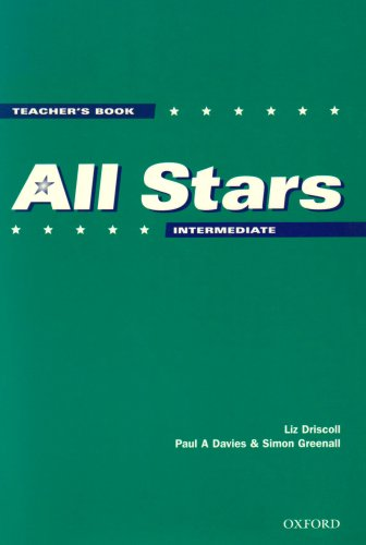 All Stars: Teacher's Book Intermediate level
