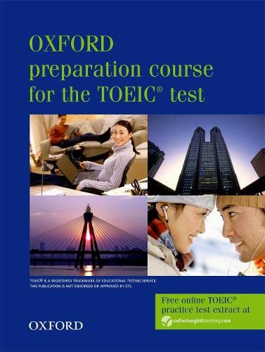 Oxford Preparation Course for the TOEIC Test