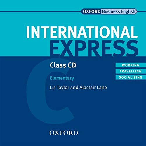 International Express: Class Audio CDs Elementary level