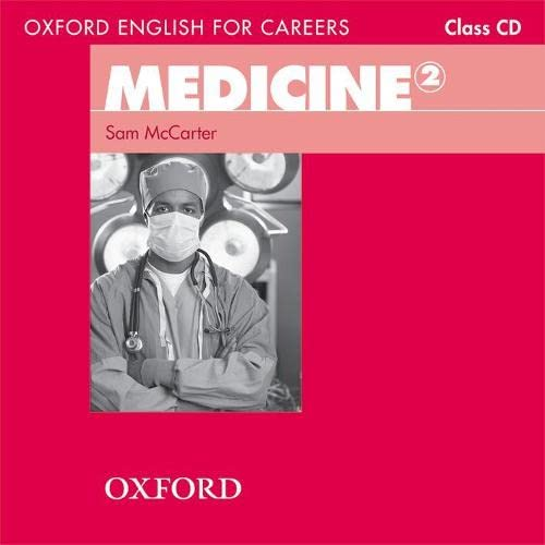 Oxford English for Careers Medicine 2 Cl
