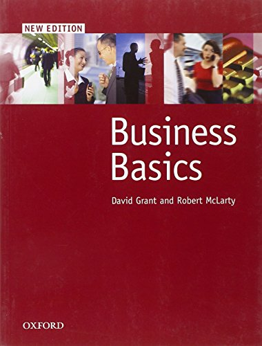 Business Basics: Student Book