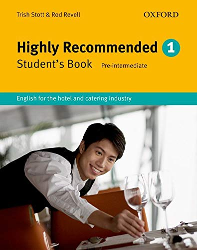 Highly Recommended: English for the Hotel and Catering Industry Student Book