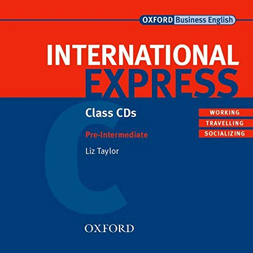 International Express: Class Audio CDs Pre-intermediate level
