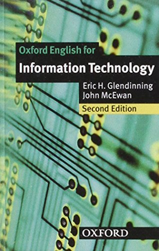 Oxford English for Information Technology: Cassette