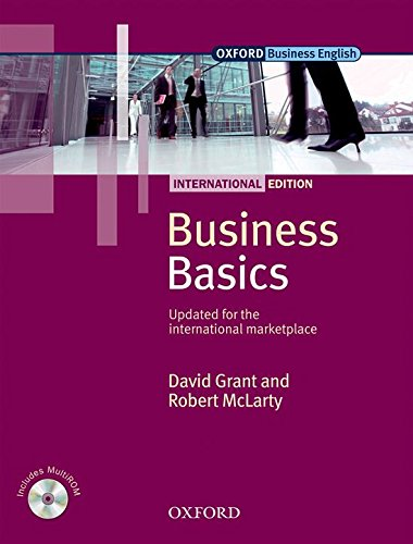 Business Basics Student Book: International Edition (Business Basics International Edition)
