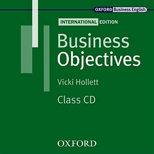Business Objectives CD: International Edition (Business Objectives International Edition)