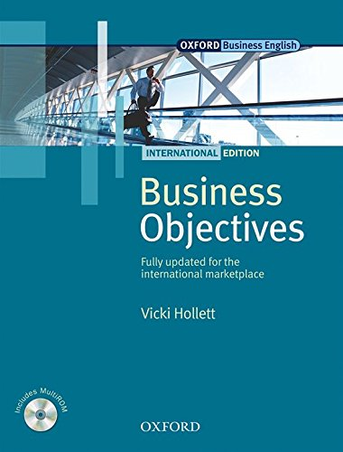 Business Objectives Student Book: International Edition (Business Objectives International Edition)