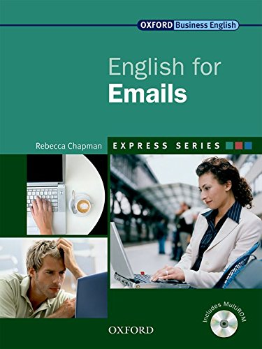 Express Series: English for Emails Student's Book and Multir