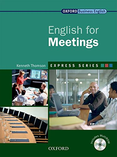 Express Series: English for Meetings Student's Book and Mult