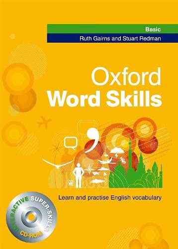 Oxford Word Skills Basic: Student's Pack (Book and CD-Rom) (Book & CD Rom)