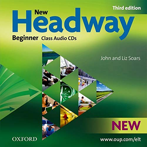 New Headway Third Edition Beginner Class
