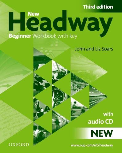 New Headway Third Edition Beginner Workb