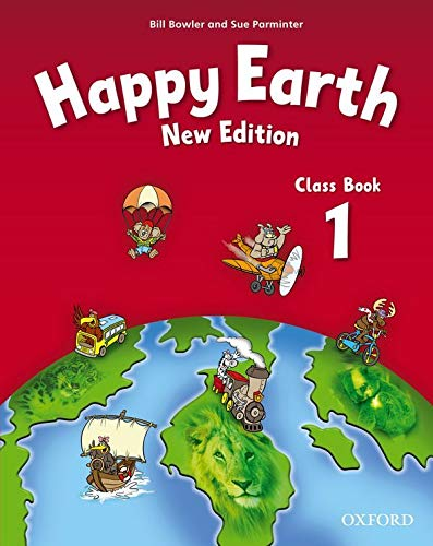 Happy Earth: Class Book Level 1