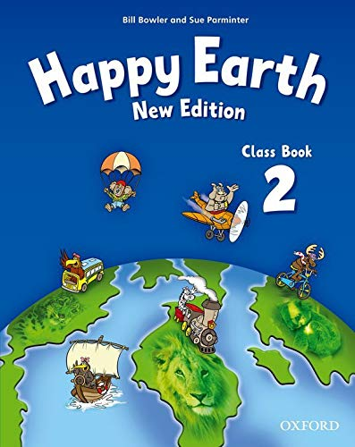 Happy Earth: Class Book Level 2