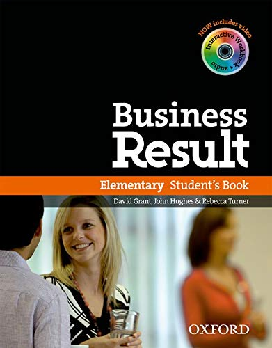 Business Results Elementary Student Book