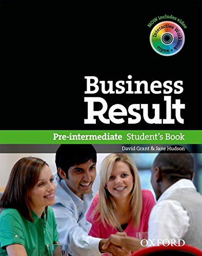 Business Results Pre Intermediate Studen