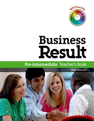 Business Results Pre Intermediate Teache