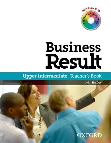 Business Results Upper Intermediate Teac