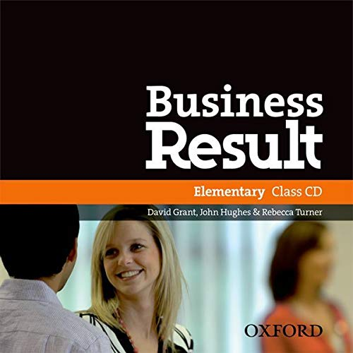Business Result DVD Edition: Elementary: Class Audio CD