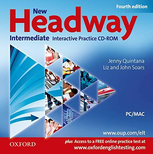 New Headway: Interactive Practice CD-ROM Intermediate level: Six-level General English Course for Adults