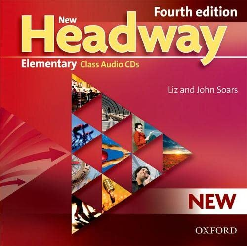New Headway: Class Audio CDs Elementary level: General English for Adults