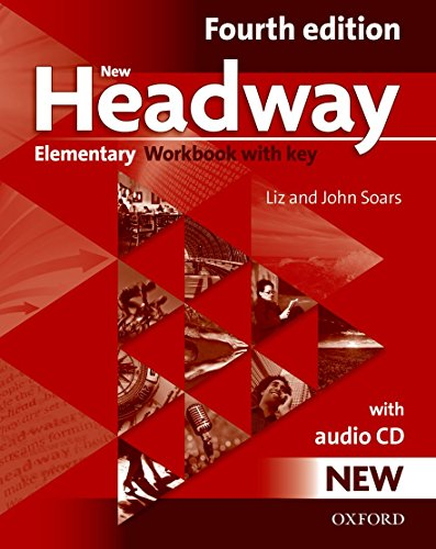 New Headway: Workbook Pack (Workbook and Audio CD) With Key Elementary level: General English for Adults
