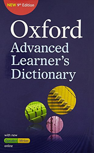 OXFORD ADVANCED LEARNER'S DICTIONARY 9ED (*)