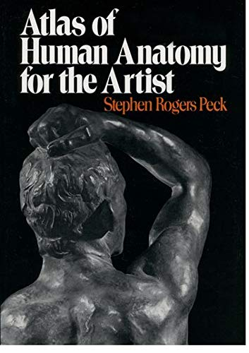 Atlas of Human Anatomy for the Artist Book Cover Picture