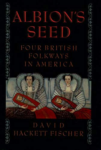 Albion's Seed Book Cover Picture