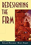 Buy Redesigning the Firm from Amazon