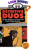 Detective Duos by  Marcia Muller (Editor), Bill Pronzini (Editor) (Hardcover - October 1997)