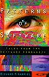 Patterns of Software: Tales from the Software Community - book cover picture