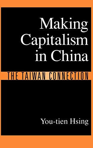 PDF Making Capitalism in China The Taiwan Connection