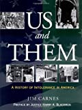 Us and Them: A History of Intolerance in America - book cover picture