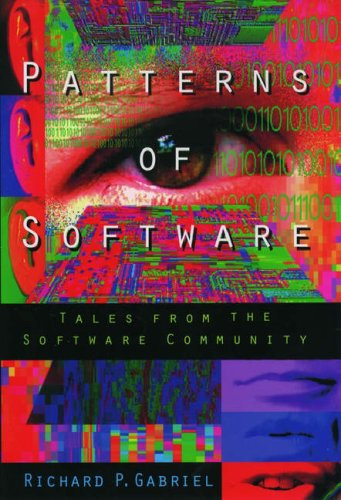 554. Patterns of Software: Tales from the Software Community