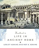 Handbook to Life in Ancient Rome - book cover picture