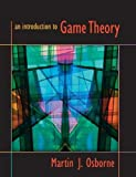 Buy An Introduction to Game Theory from Amazon