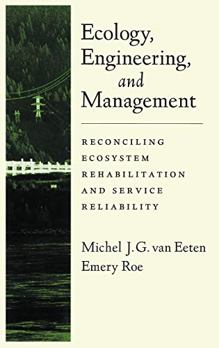 PDF Ecology Engineering and Management Reconciling Ecosystem Rehabilitation and Service Reliability