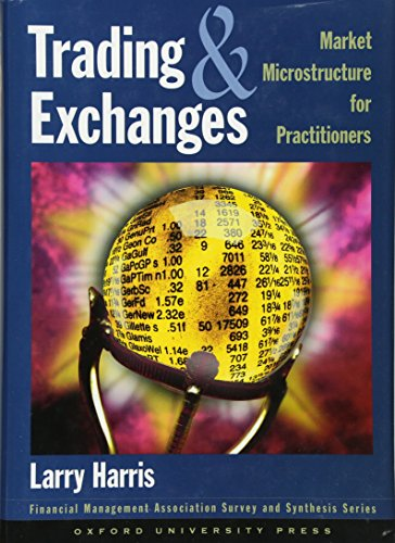 76. Trading and Exchanges: Market Microstructure for Practitioners