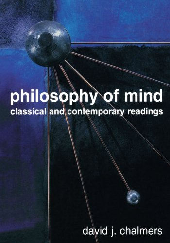 Philosophy of Mind: Classical and Contemporary Readings Book Cover Picture