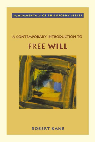 A Contemporary Introduction to Free Will Book Cover Picture