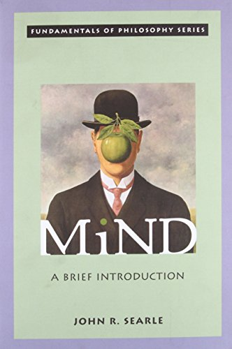 Mind: A Brief Introduction Book Cover Picture