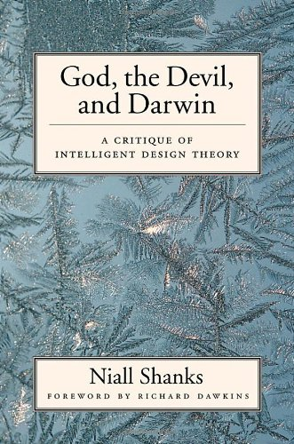 God the Devil, and Darwin., by Shanks, N.