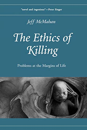The Ethics of Killing Book Cover Picture