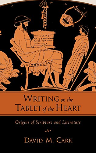 PDF Writing on the Tablet of the Heart Origins of Scripture and Literature