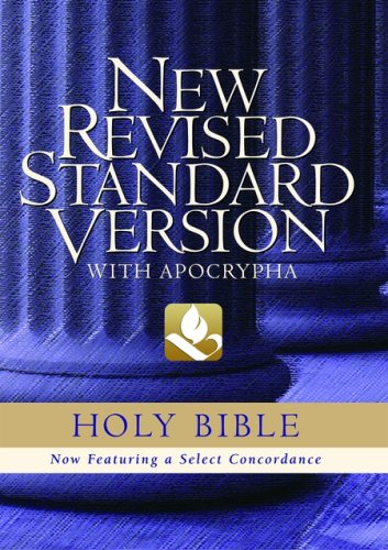 NRSV Bible with Apocrypha: New Revised Standard Version, burgundy bonded leather